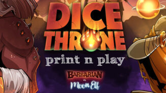 Dice Throne Print n Play