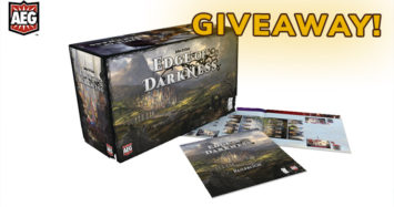 Edge of Darkness Giveaway!