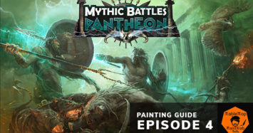 Mythic Battles Pantheon Painting Guide – Ep.4: Hydra