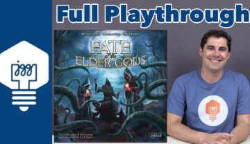 Fate of the Elder Gods Full Playthrough