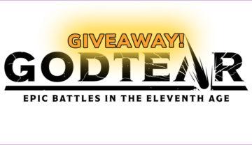 Godtear – Worldwide Kickstarter Giveaway