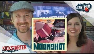 Moonshot – To the Moon and… that's it! You Did it!