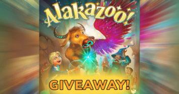 Alakazoo  – Worldwide Kickstarter Giveaway