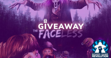 The Faceless – Worldwide Kickstarter Giveaway!