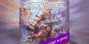 Shadowscape Print n Play
