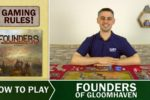 Founders of Gloomhaven – Official Gaming Rules!