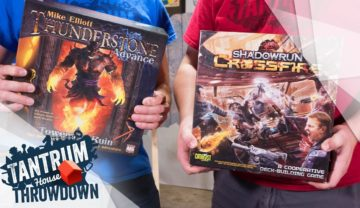 Shadowrun vs Thunderstone — Tantrum House Throwdown