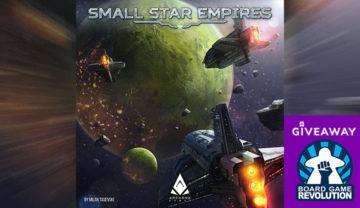 Small Star Empires – Worldwide Kickstarter Giveaway!
