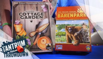 Tantrum House Throwdown: Bärenpark vs Cottage Garden