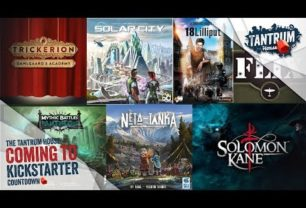 Kickstarter June 2018 – Upcoming Board Games