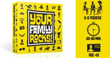 Your Family Rocks! – Kickstarter Overview