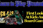 Kick-Ass The Board Game: Learn to Play!