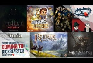 Kickstarter July 2018 – Upcoming Board Games