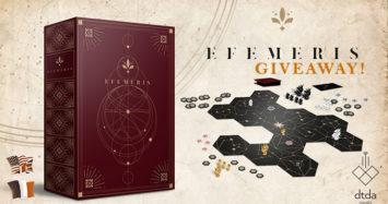 Efemeris Kickstarter Giveaway!