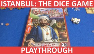 Istanbul: The Dice Game Playthrough