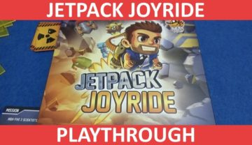 Jetpack Joyride Playthrough