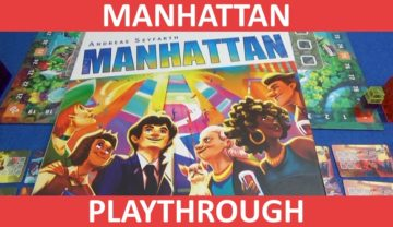 Manhattan Playthrough