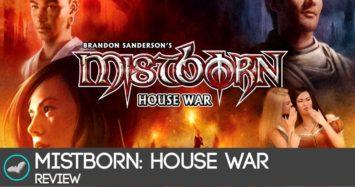 Mistborn: House War
