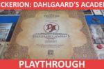 Trickerion: Dahlgaard's Academy Playthrough