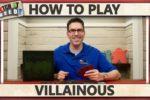 Villainous – How To Play