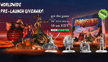 Moonshiners of the Apocalypse Giveaway!