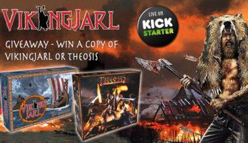 Vikingjarl and Theosis Kickstarter Giveaway!