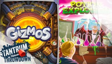 Potion Explosion vs Gizmos Throwdown