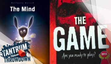 The Game vs The Mind Throwdown