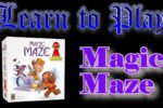 Magic Maze: Learn to Play!