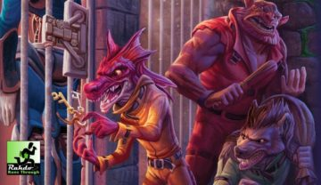 Lockup: A Roll Player Tale – Rundown