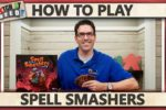 Spell Smashers – How To Play