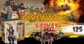 Highway to Hell Kickstarter Giveaway!