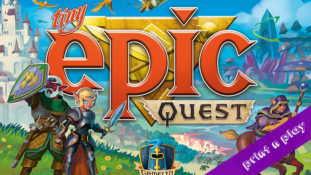 Tiny Epic Quest Print n Play