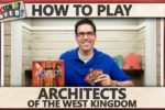 Architects Of The West Kingdom – How To Play