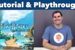 Tidal Blades: Heroes of the Reef Tutorial & Playthrough