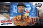 Western Legends Board Game Review