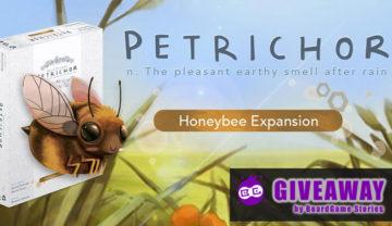 Petrichor Kickstarter Giveaway!