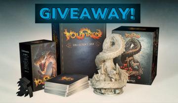 Volfyirion Kickstarter Giveaway!