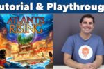 Atlantis Rising (second edition) Tutorial & Playthrough