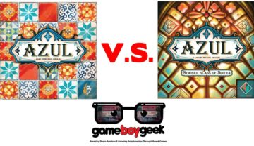Azul VS Azul: Stained Glass of Sintra