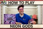 Neon Gods – How To Play