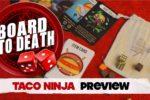Taco Ninja Adventure Preview