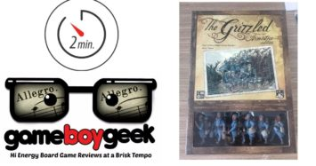 The Grizzled: Armistice Edition (Allegro 2-min) Review