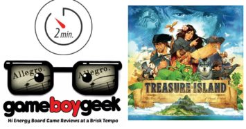 Treasure Island (Allegro 2-min) Review