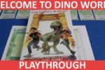 Welcome to Dino World Playthrough
