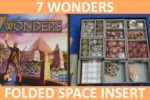 7 Wonders – Folded Space Insert Overview