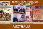 AuZtralia How to play, Playthrough & Review
