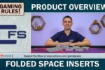 Folded Space Inserts – Product Overview