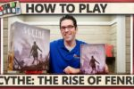 Scythe: The Rise of Fenris – How To Play