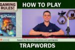 Trapwords – How to play